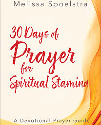 30 Days of Prayer for Spiritual Stamina